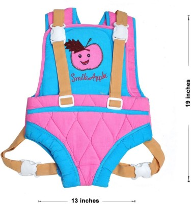 Hawai Smile Appy Baby Carrier (Pink)