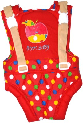Shishu Shishu Kangarro -Red Baby Carrier (Red)