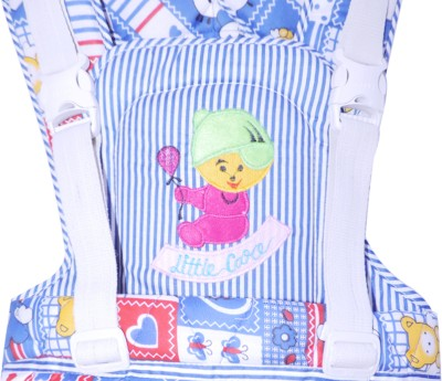 Ole Baby Durable Soft Kangaroo Two Way Baby Carrier (Multicolor)