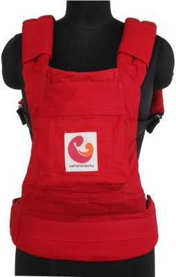 Nahshon Baby Carrier Baby Carrier (Red)