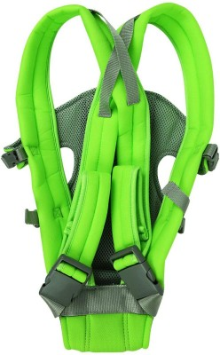 BabyOye Baby Carrier Basic, Green Baby Carrier (Green)