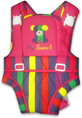 Shopo Extra Width Baby Carrier Cuddler Baby Carrier (Multicolor)
