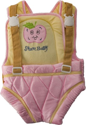 Love Baby Sleepwell Crib Baby Carrier (Pink)