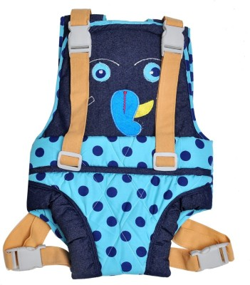 Hawai Cotton Smart  Baby Carrier (Blue)