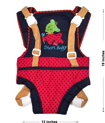 Hawai Safe & Comfort Baby Carrier (Blue)