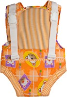 Love Baby Carrier With Strong Belt Baby Carrier (Orange)