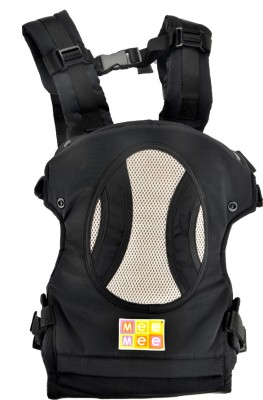 MeeMee Baby Carrier Baby Carrier (Black)