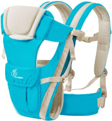 R for Rabbit Cuddle Snuggle Baby Carrier (Blue Cream)