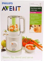 Philips Avent Steamer And Blender (White)