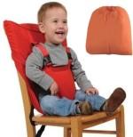 Meded Baby Proofing Meded Portable Baby Safety Seat Harness Belt Orange