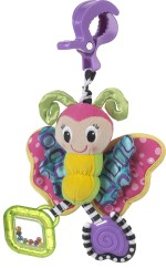 Playgro Baby Rattles Playgro Dingly Dangly Blossom Butterfly Rattle