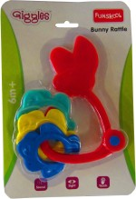 Giggles Baby Rattles Giggles Bunny Rattle