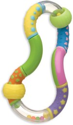 Playgro Baby Rattles Playgro Twist Ring Rattle Rattle
