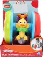 Funskool Chase 'N Crawl Duckies Rattle (Multicolor)