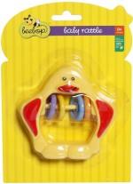 Beebop Baby Rattles BabyRattleIn3AsstStyles