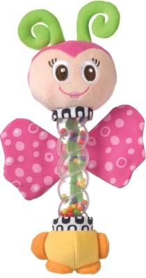 Playgro Baby Rattles Playgro Twinkle Stick Butterfly Rattle