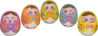 VTC Tumbler Doll Rattle (Multicolor)