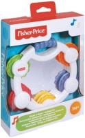 Fisher-Price Shake N Beatstambourine Rattle (Multicolor)