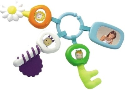 Amazon: Smoby Cotoons Rattle Key @ Rs 149 (75% OFF)