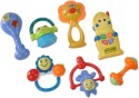 Mee Mee Joyful Musical Rattle Set Rattle - Multicolor