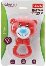 Funskool Baby Rattles Funskool Button Nose Developmental Toy Rattle