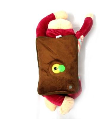Buddyboo Cute Monkey Shape Hand and Body Heat warmer for kids Bath Thermometer (Multi)