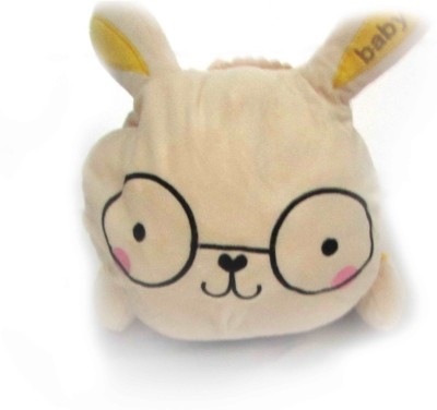 Buddyboo Cute Rabbit Shape Hand and Body Heat Warmer for kids Bath Thermometer (Multi)