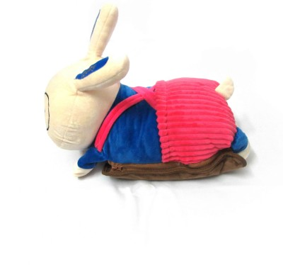 Buddyboo Cute Rabbit Shape Hand and Body Heat Warmer for kids Bath Thermometer (Multi)