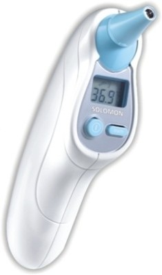 Solomon SBIR/210 Bath Thermometer (White)