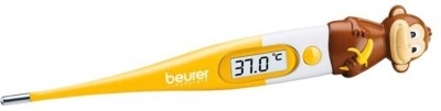 Beurer BY 11(Dog) Bath Thermometer (White, Yellow)