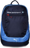 Puma Puma BMW Motorsport 27 L Laptop Backpack (bmw Team Blue-marina Blue) 27 L Laptop Backpack Bmw Team Blue-marina Blue