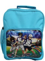 Mango People Cartoon Picture 20 L Backpack (Blue)