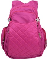 Super Drool Diamonds Pink 12 L Backpack Pink