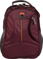 Travolic Bentli Wine 30 L Laptop Backpack Maroon