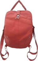 Clicktin Clkbag0063 3 L Backpack (Red 2, Size - 26)