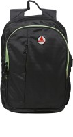 ADS 16 Inch 20 L Laptop Backpack (Green, Black04, Size - 360)