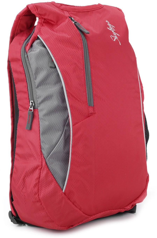 School bags online deals - Skybags Surf 03 Backpack Red Price In India Flipkart Com