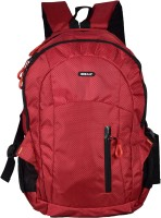 Ideal Shield Red And Black 15.6 Inch 25 L Laptop Backpack Red