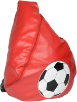 Blesss Me Bag Big Ball 2 L Backpack (Red, Size - 380)