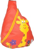 Blesss Me Bag Small Giraffe 2 L Backpack (Red, Size - 380)