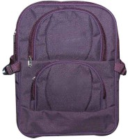 Port Port_purpl_809_1 3 L Backpack Purple