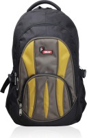 F Gear Adios 31 L Standard Backpack (Black, Mustard)