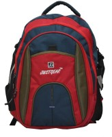 Just Gear JGB_021 36 L Backpack (Red And Blue)