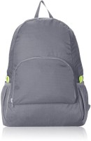 Inventure Retail Maps Unisex Foldable Light Weight, Easy To Carry Folding Bag (Should Bag) 2 L Backpack Grey, Size - 460