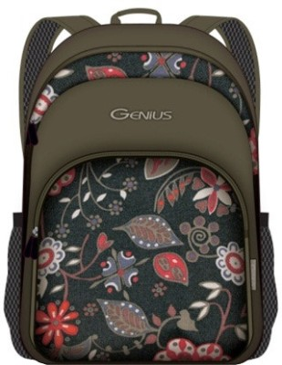 Buy Genius Free Size Backpack: Backpack