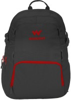 Wildcraft Bonk Black Backpack Black