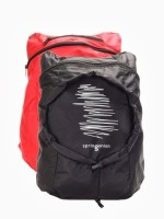 OTLS Deck Bag Pack Of 2 Backpack Black And Red
