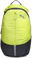 Puma Peroscopic Lime Graphic Unisex 25 L Backpack Lime Green