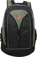 ADS 16 Inch 20 L Laptop Backpack Green, Black08, Size - 360