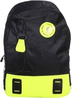 Liverpool FC SS15 Black Polyester 16 L Backpack Black, Size - 440